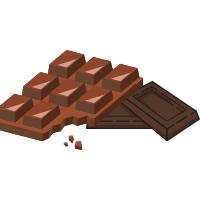 Decorațiuni din ciocolată