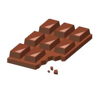 Ciocolata minitablete / bucati / batoane