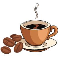 Coffee, tea, bar syrups