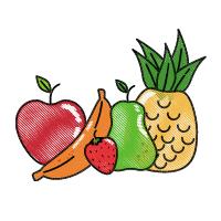 Fructe liofilizate, uscate