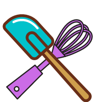 Brushes, spatulas and whips