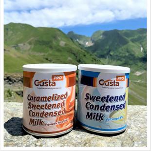 Pachet promo - lapte condensat