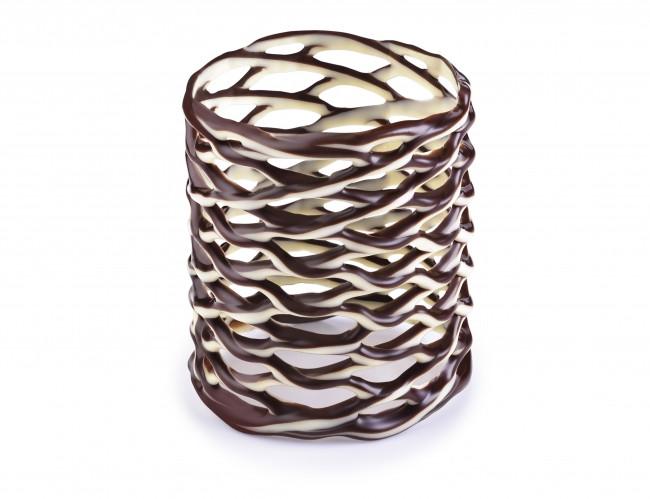 Decoratiuni din ciocolata BRACELET DUO 60/45 50BUC 0.55KG 60455BARB