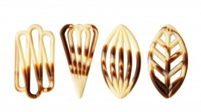 Decoratiuni din ciocolata SPECIAL MARBLE 0.675 kg 331015 BARB
