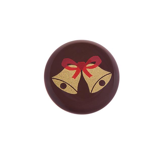 Decoratiuni din ciocolata Bells 189 buc 33973 BARB