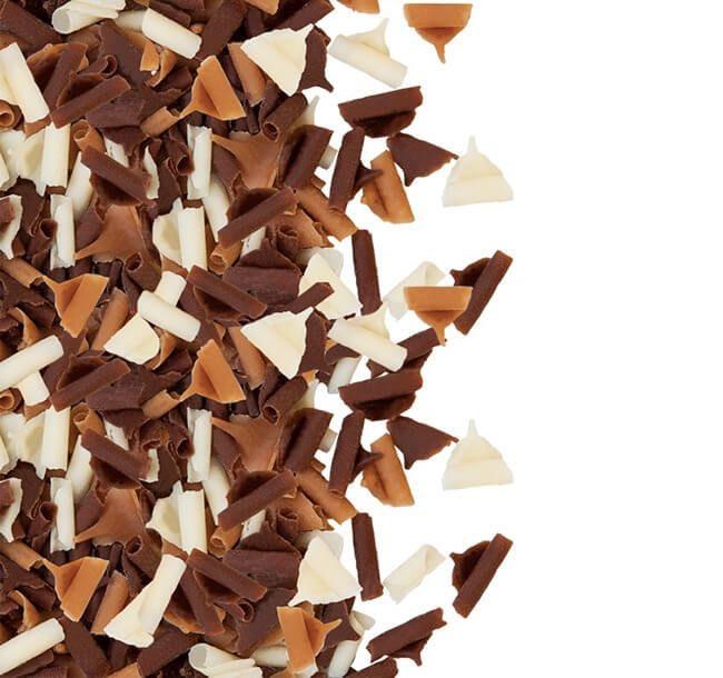 Fulgi ciocolata TRIO 4kg 3325444 BARB