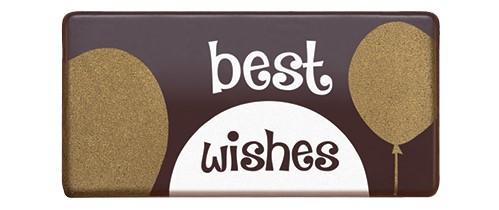 Decoratiuni din ciocolata Best Wishes 0,764 kg 33963 BARB