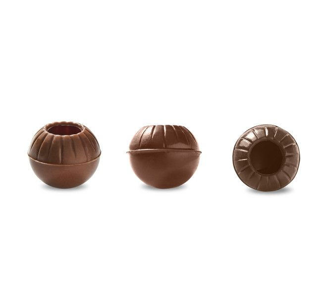 Decoratiuni din ciocolata cu lapte TRUFFLE SHEELS 504 buc. 1.563 kg 1031 BARB