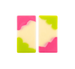 Decoratiuni din ciocolata Domino Color 159 buc 33976 BARB