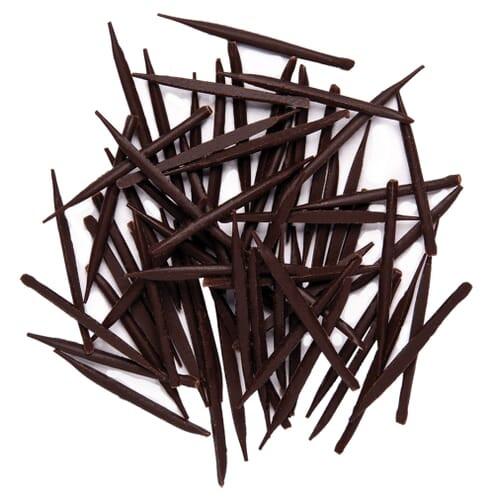 Decoratie din ciocolata neagra PINE 2 kg 331555 BARB