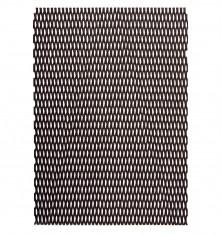 Decoratiuni din ciocolata BLACK GRILLAGE SHEET 333021 1.12 KG BARB