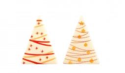 Decoratiuni din ciocolata RED CHRISTMAS 33991  0.780 KG BARB