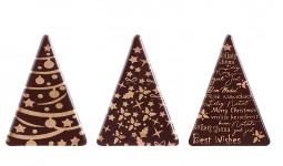 Decoratiuni din ciocolata GOLD CHRISTMAS 33990  0.780 KG BARB