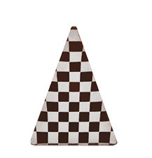 Decoratiuni din ciocolata MINI ARLEKIN 42 buc 338091 BARB