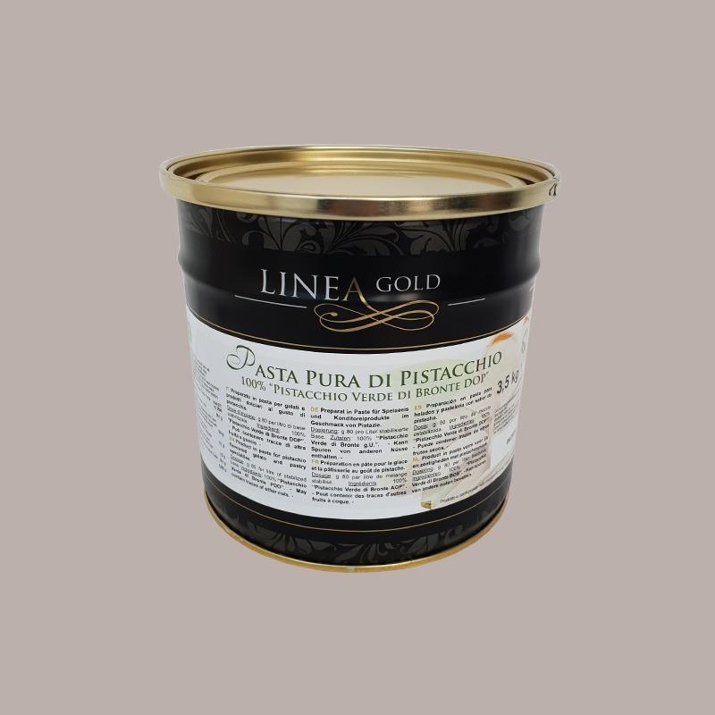 Pasta Gelato Fistic Verde di Bronte 3,5KG 214905 LGL