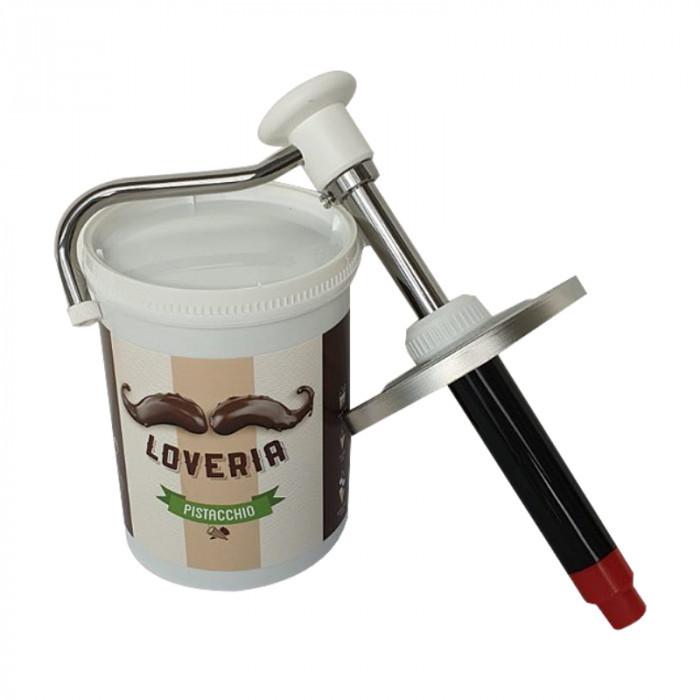 Dispenser Loveria Small Tin 454701 LGL