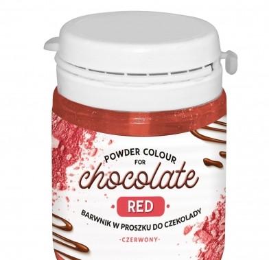 Colorant alimentar praf liposolubil 20g  rosu WS-P-215 FC