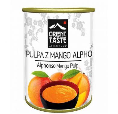 Pulpa de mango fara zahar ALPHONSO  3100 ml GT
