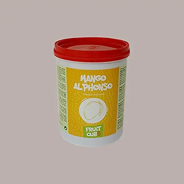 Fruit cube gelato Mango 1,55KG 344330 LGL