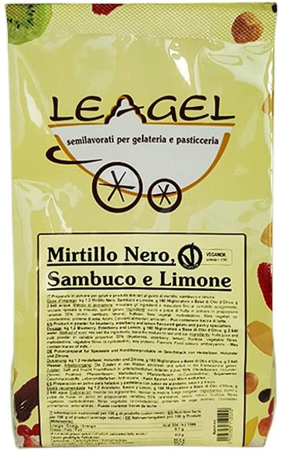 Relaxing Gelato Afine, Soc si Lamaie 1,2KG 152701 LGL