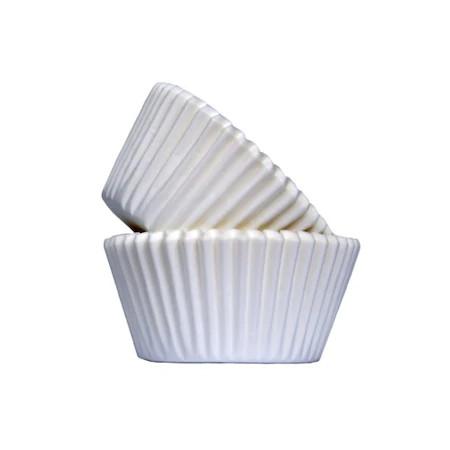 Forma din hirtie muffin ALB  Art.5 50g 40x82  h21 1BC2001PR0501BND