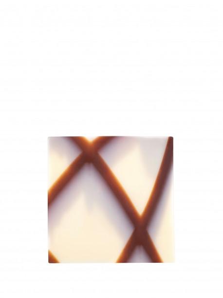 Decoratiuni din ciocolata SQUARE MARBLE 390BUC  331048 1.280KG BARB