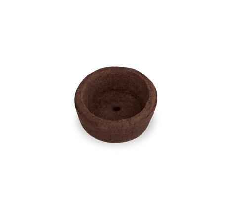 Coji de tarta cu unt MIGNON AL CACAO  BORDO LISCIO 1161 250 buc ORMA