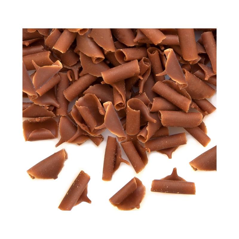 Fulgi din ciocolata de lapte MILK 2,5 kg 3394873 BARB
