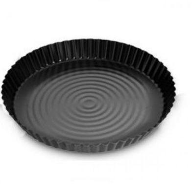 """Forma p/u pizza 275 mm """"non-stick"""" neagra 990-26 SNB"""