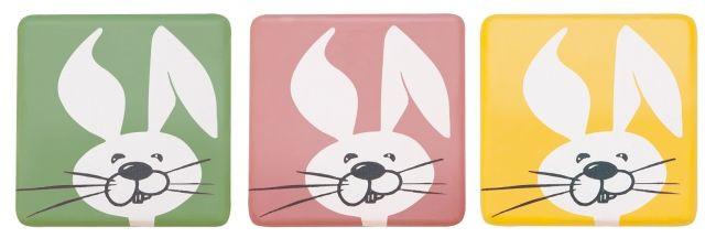 Decoratiuni din ciocolata Funny Bunny 210 buc.0.648kg 33923 BARB