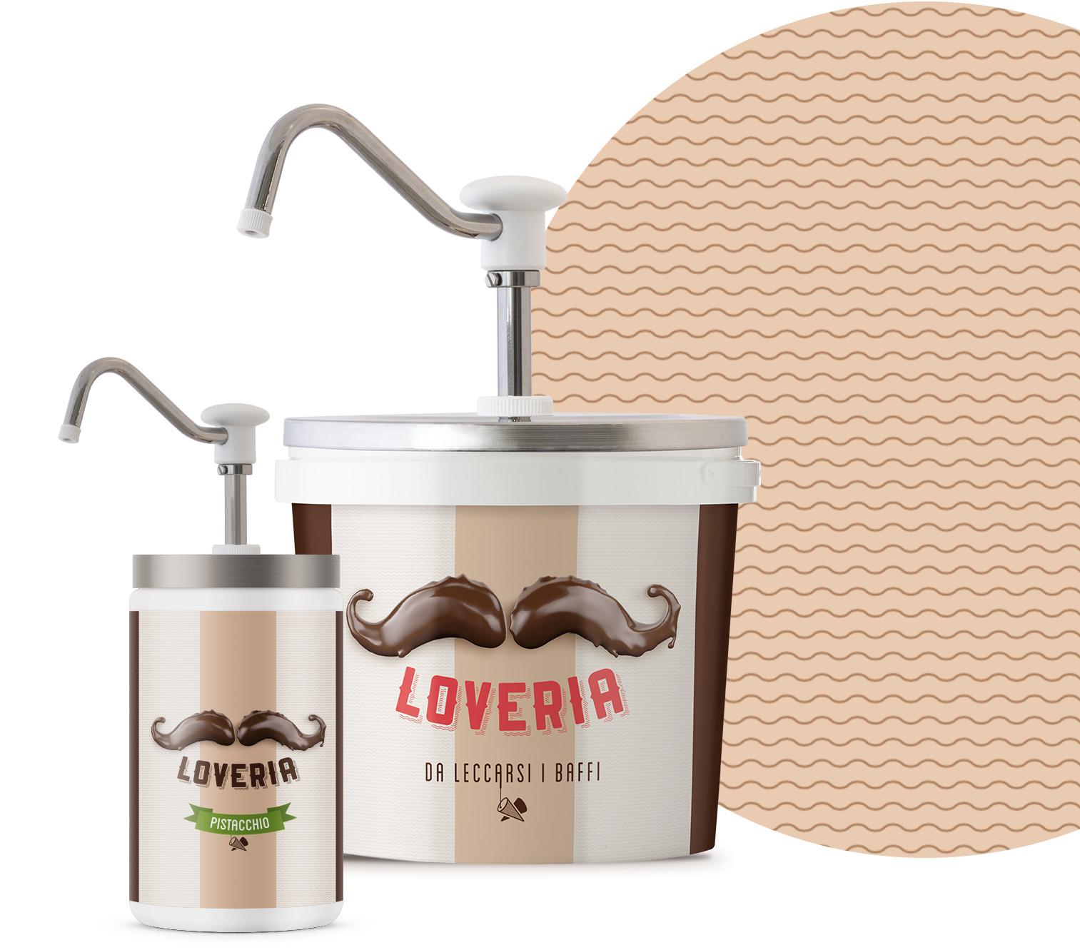 Sos Loveria COFFEE 233101 5,5KG LGL