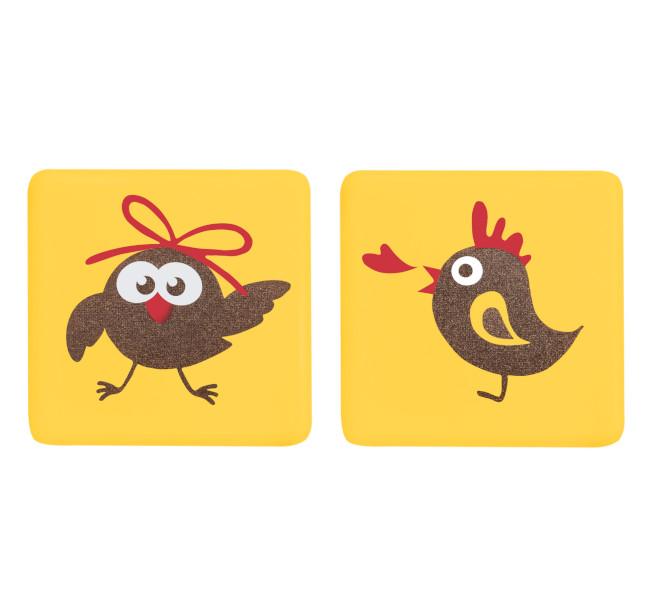 Decoratiuni din ciocolata Yellow Chicks  33984 0.648 kg BARB