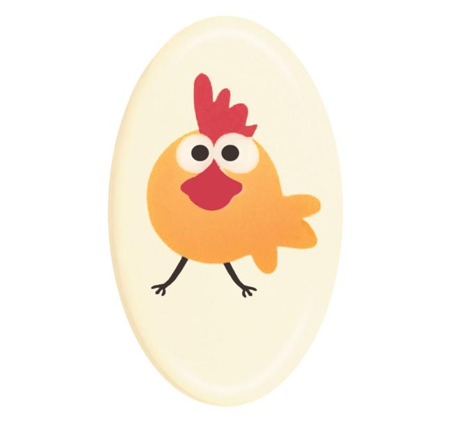 Decoratiuni din ciocolata Easter Rooster 0.390 kg 33983 BARB