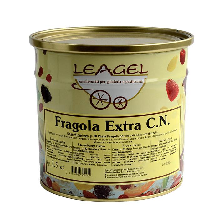 Pasta Gelato Zmeura 3,5KG 321205 LGL