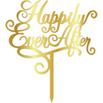 Topper - Happily Ever After /aur 165*165mm 14013 CSL