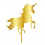 Topper - Unicorn/Auriu 185*140mm 14888 CSL