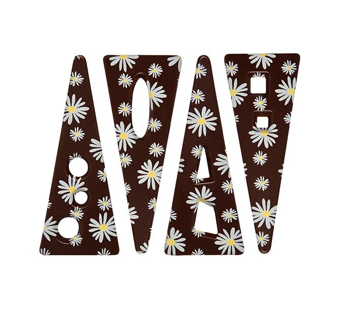 Decoratiuni din ciocolata Cha-Cha 0.090kg 338081 BARB