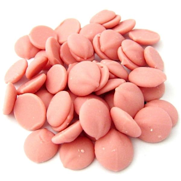 Ciocolata cu aroma de capsuna STRAWBERRY  250 gr. GPR