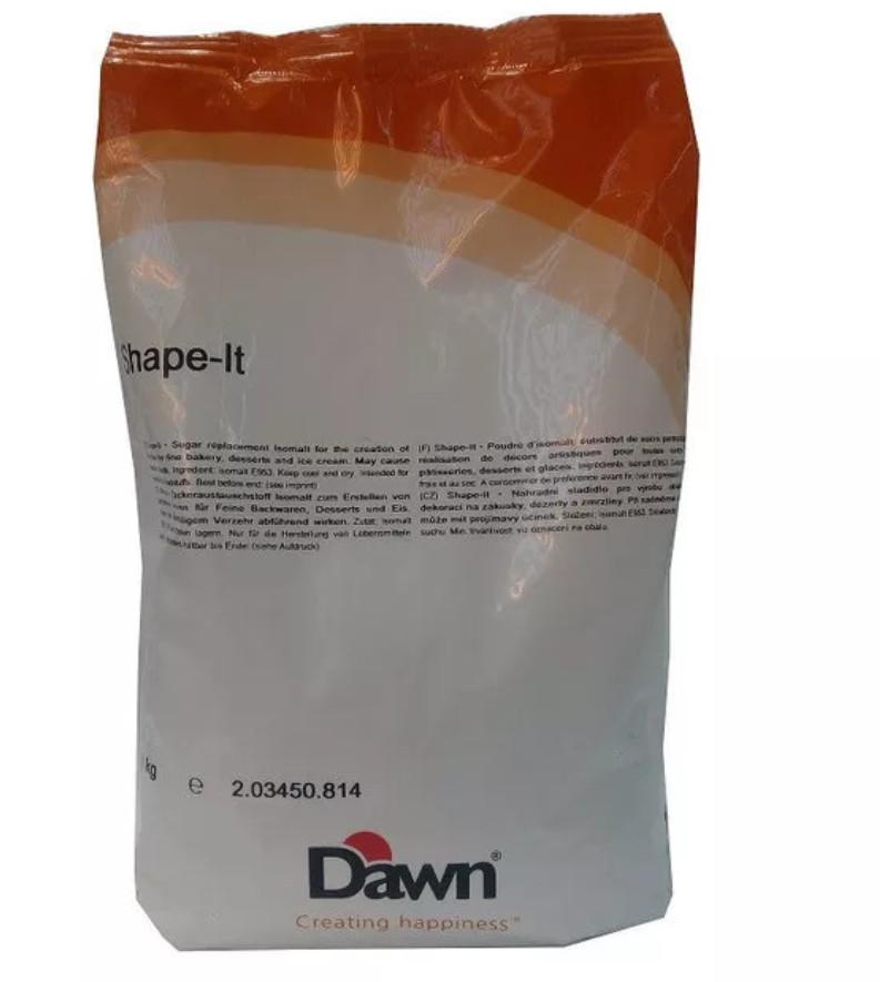 Isomalt Deco Shape-it 1 kg DAWN