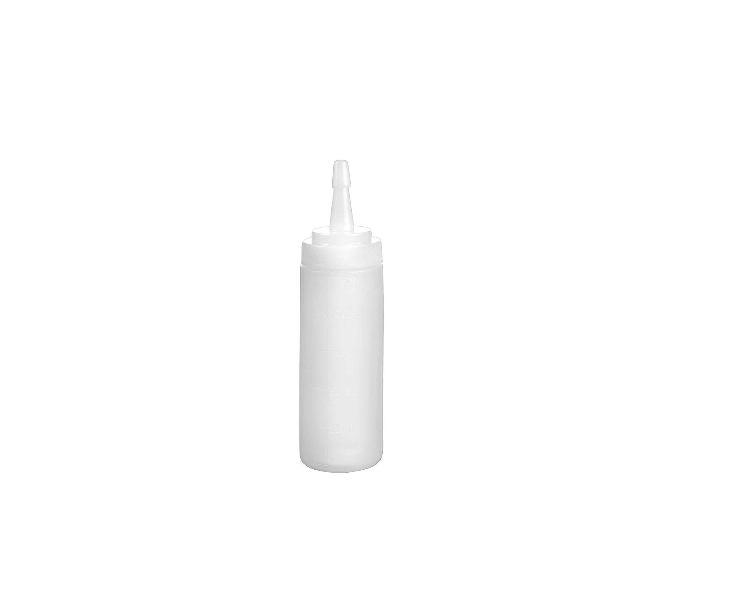 Dozator din plastic pentru Sirop TRANSPARENT 500ML 24010 CSL