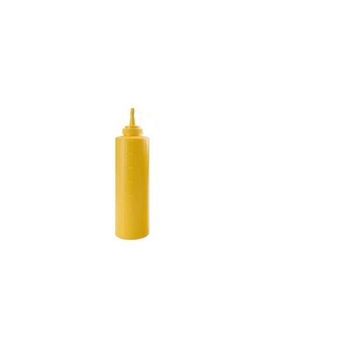 Dozator plastic pentru mustar 750ML 24016 CSL