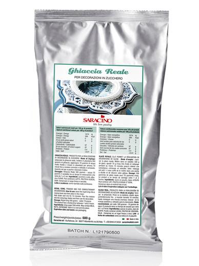 Pasta de zahar ROYAL ICING 0,5 kg DEC034K05_SAR