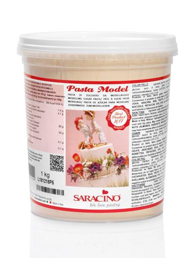 Pasta de modelaj culoarea pielii 1 kg DEC027K1_SARACINO