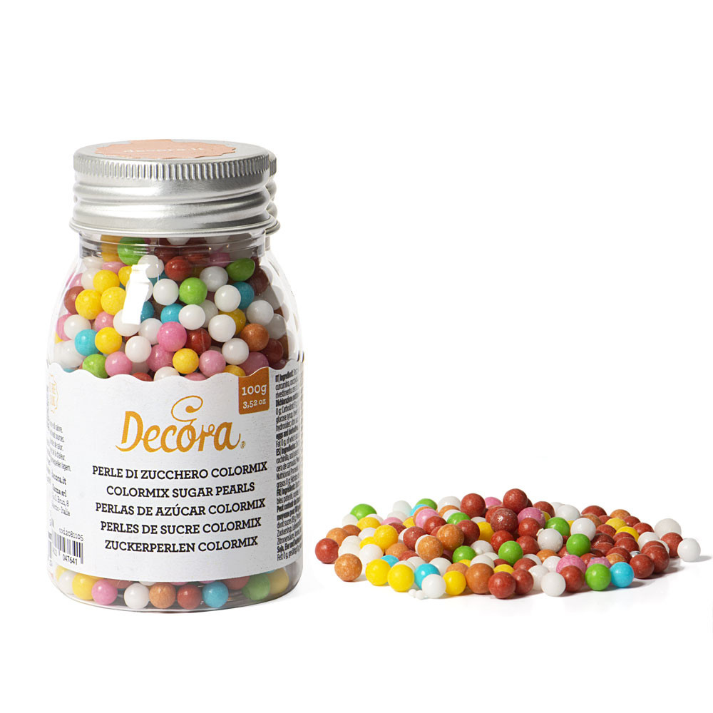 Perle zahar colormix 100 g 2081105 DER