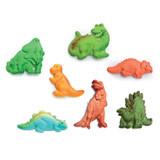 Decoratiuni din zahar Dinozauri 01001 PJT set 21 buc
