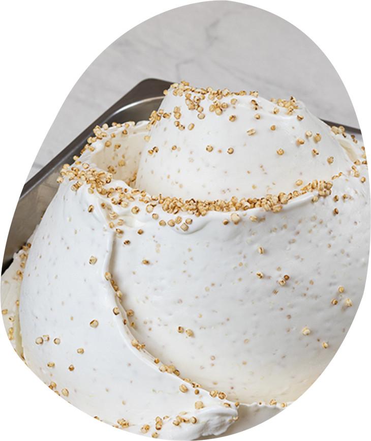 Mix pentru inghetata Kefir si Quinoa 1.15 kg 127501 LGL
