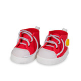 Decoratiuni din zahar Pantofi sport rosii 013002 PJT set 1 percehe