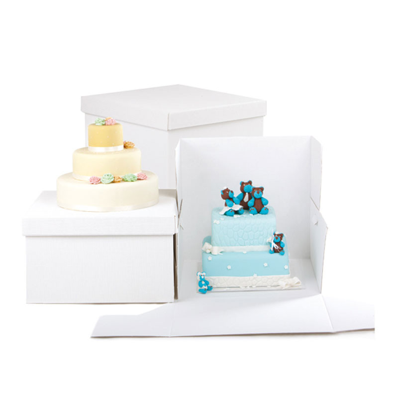 Cutie tort rigida 41x40 cm 339150 DER