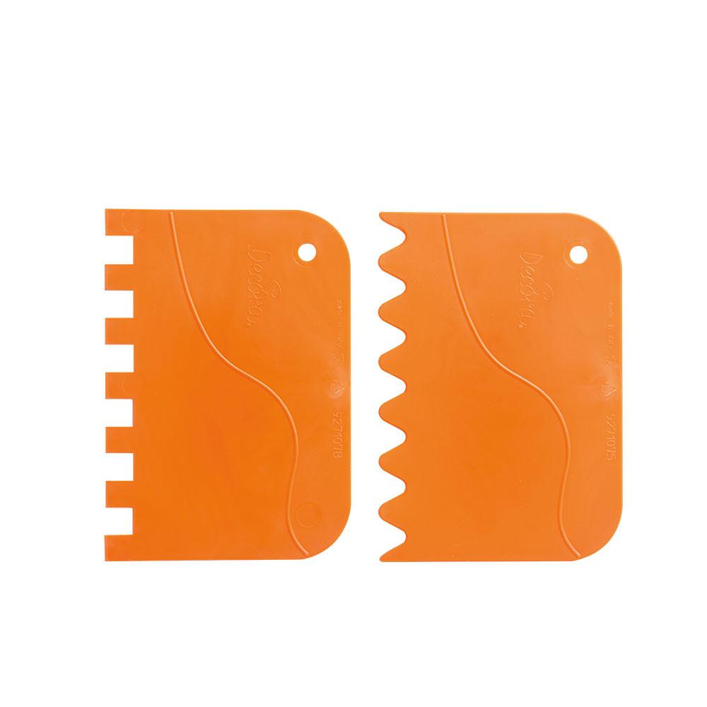 Set 2 scrapere plastic model pieptener 9271082 DER