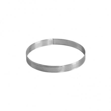 Rama microforata  rotunda tarte  Ø 90 x h 20 mm Pavoni